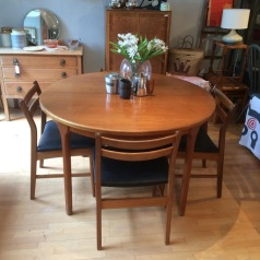 Having the family over for Christmas? We have extending dining tables!