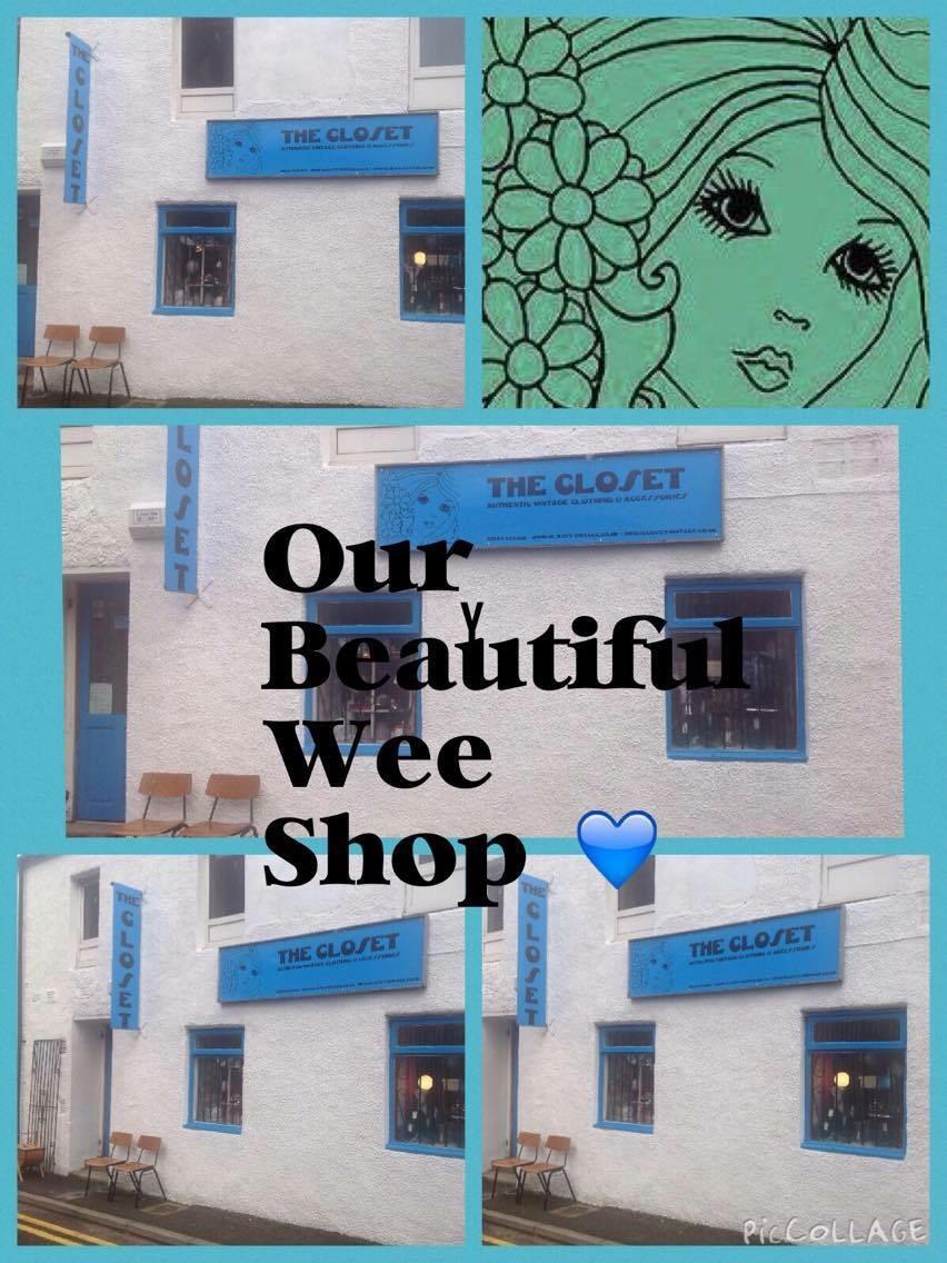 vintage shops in scotland