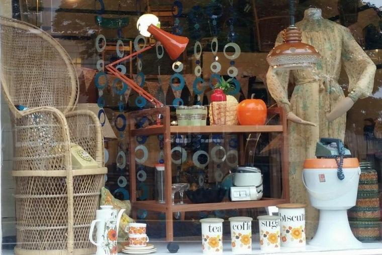 peapod aberdeen vintage shop
