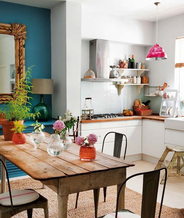 colourful kitchen ideas