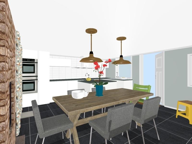 transform a farmhouse kitchen with skylights