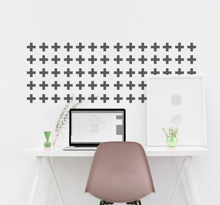 decorative-crosses-sticker-8553