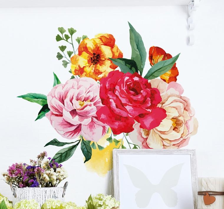 floral-art-wall-sticker-9606