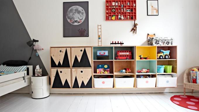 Best kids room storage