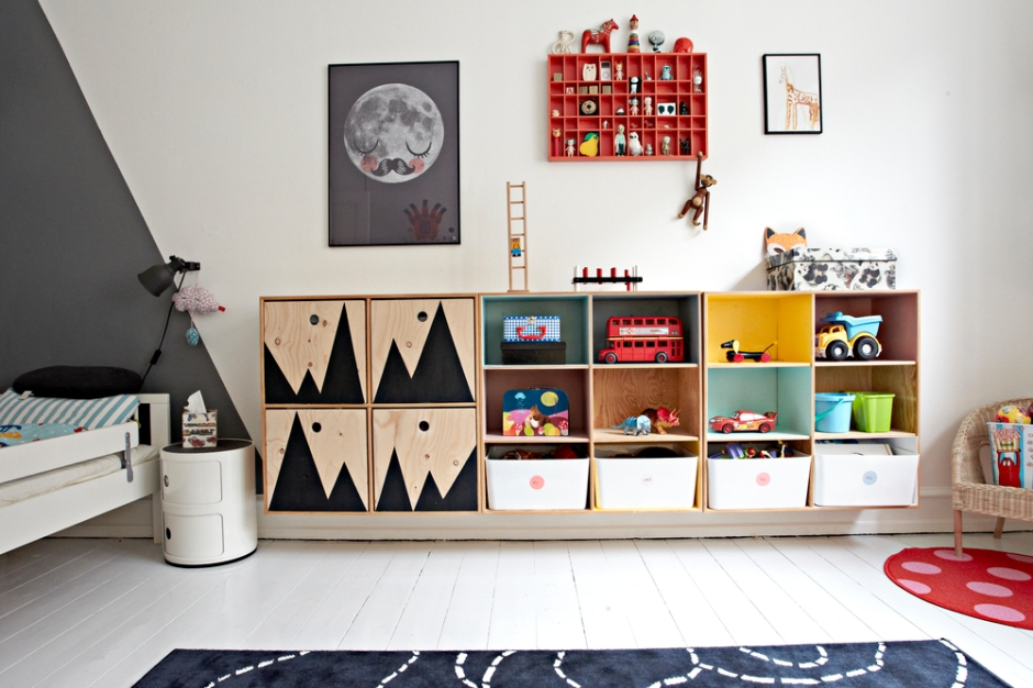 Best kids room storage