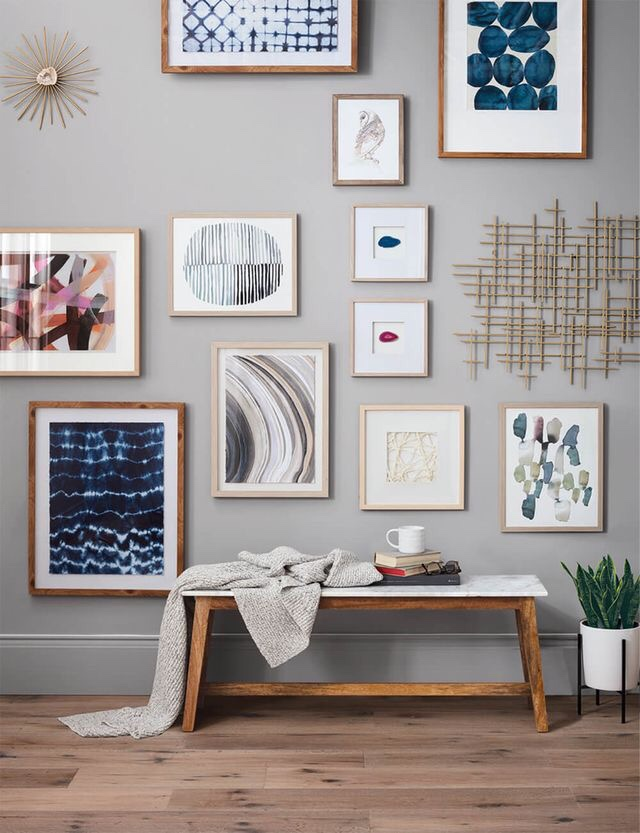 Gallery wall set