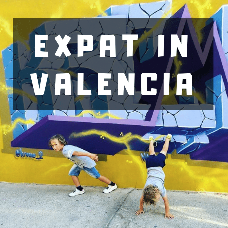 Moving to Valencia with children