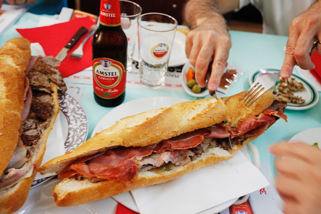 Spanish eating habits