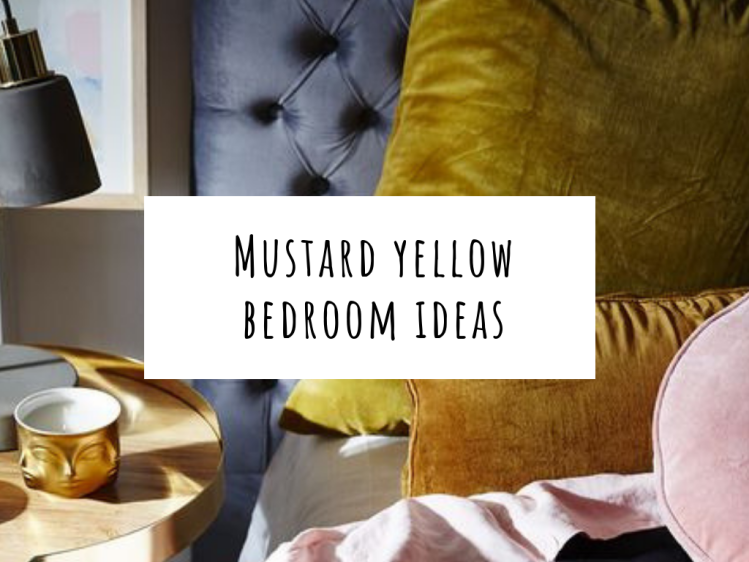 Sophisticaded Bedroom Ideas With Mustard Yellow Bedding Nina S Apartment