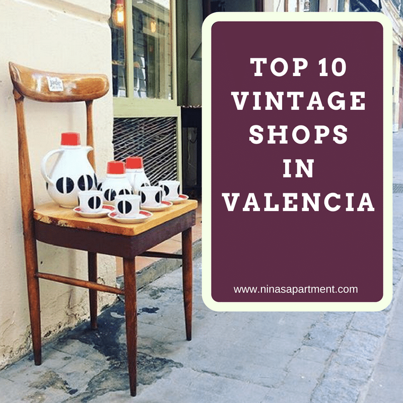 vintage shops in valencia