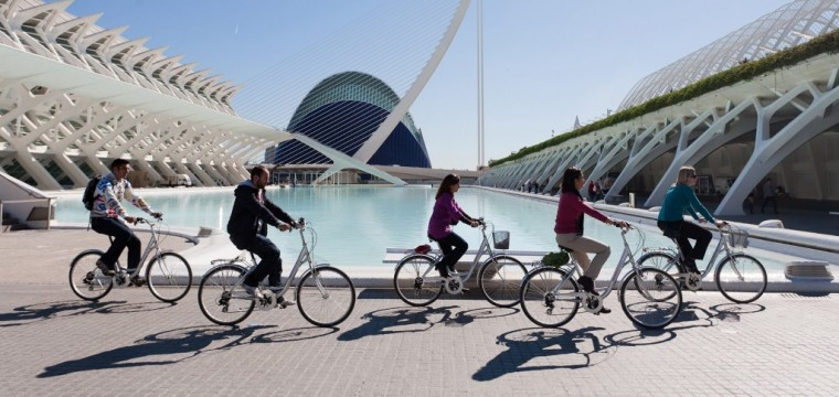 Valencia-bikes