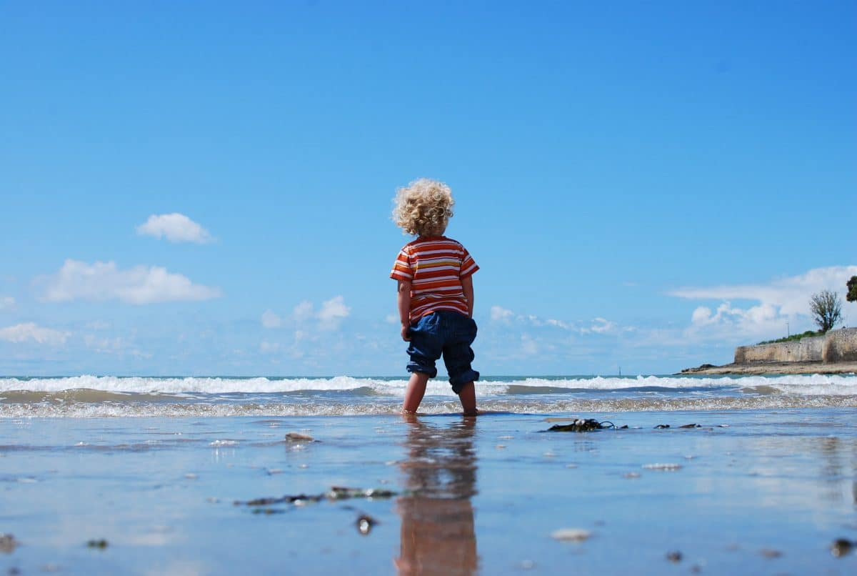 Calm parenting. The importance of free play