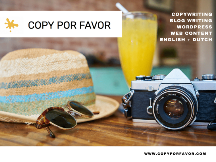Copy Por Favor copywriting valencia