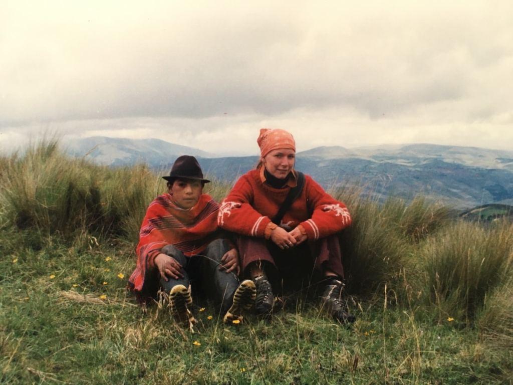 traveling solo ecuador