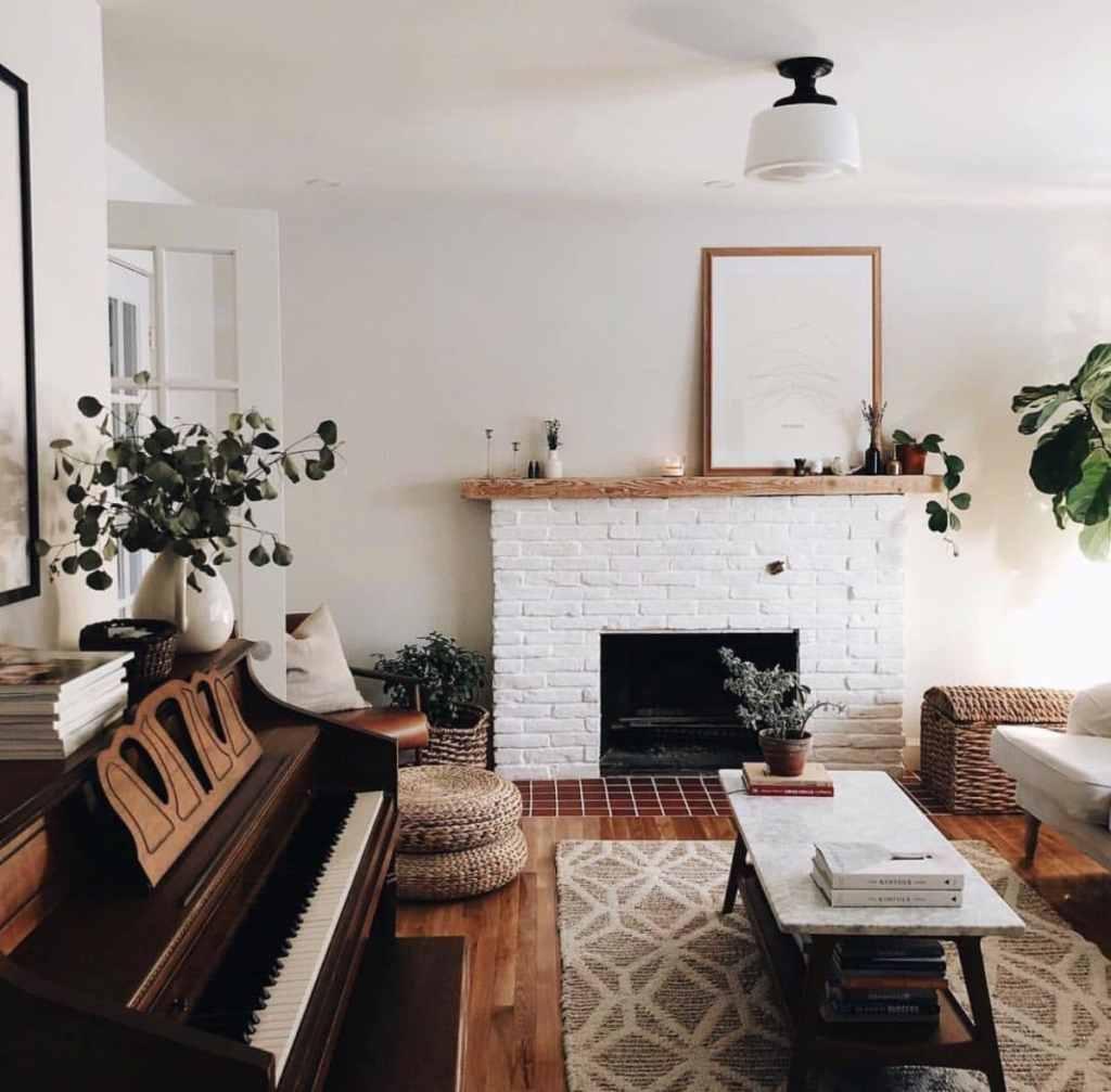 Minimalist interior style tips