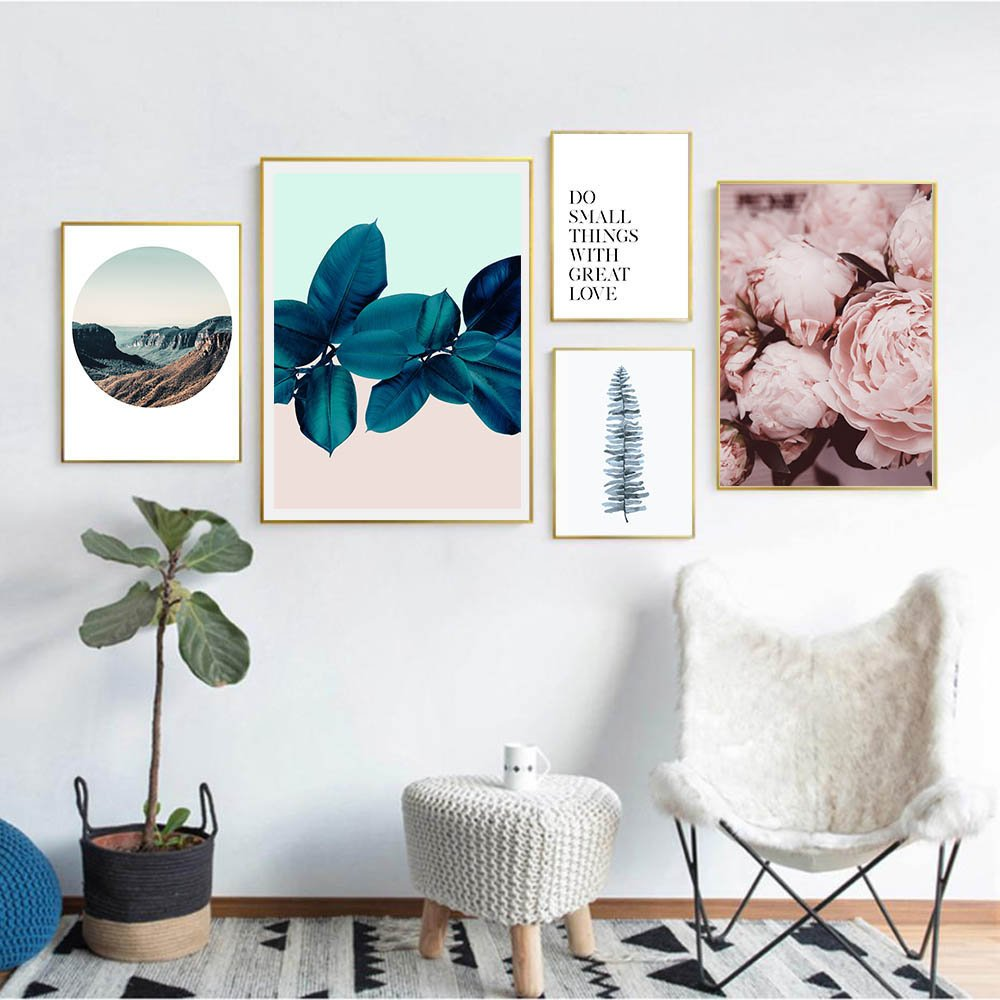 ready made gallery wall set