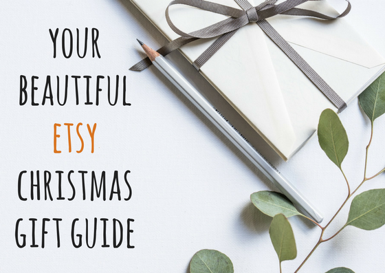 Your Etsy Christmas Gift Guide