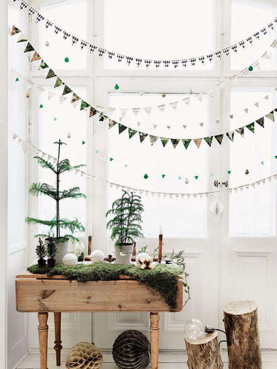 eco-friendly Christmas