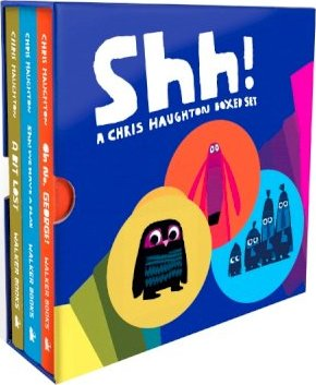 Christ Haughton box set