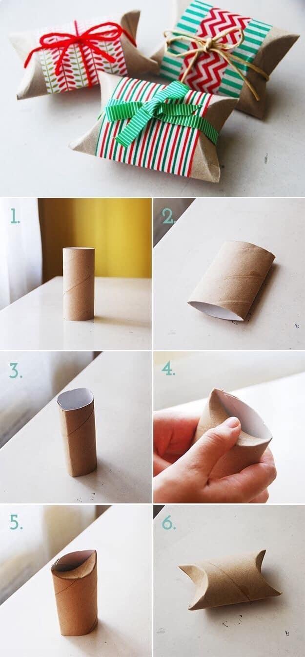 toilet roll gift box