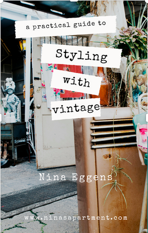 free ebook vintage decor