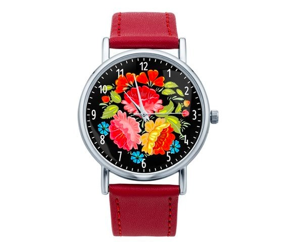 folklore bohemian watch