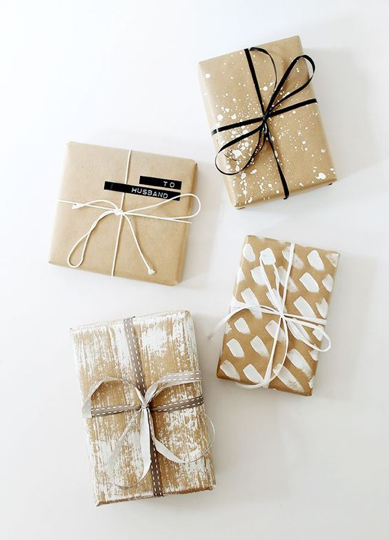 eco-friendly packaging for christmas