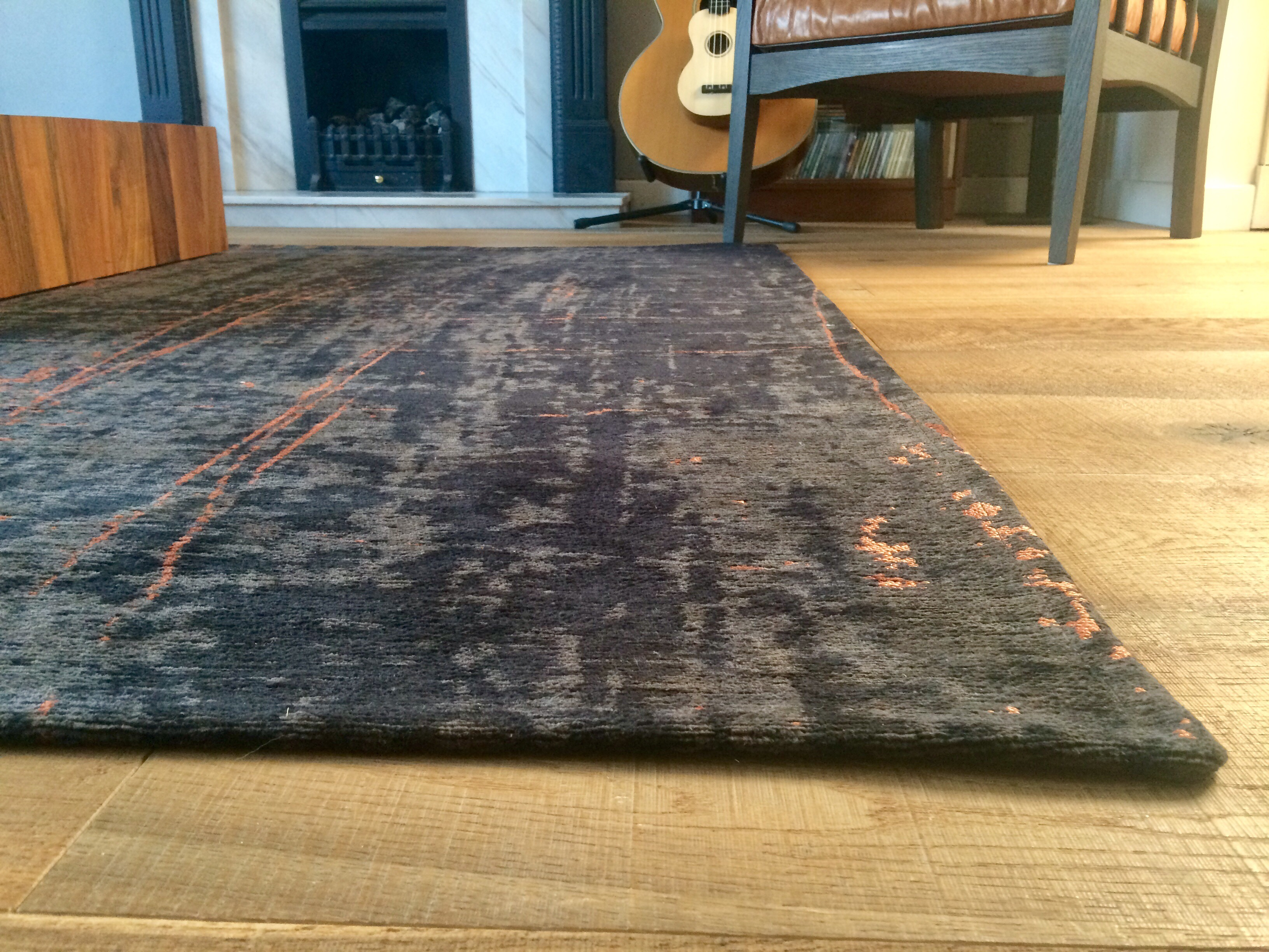 Mad Men rug Louis de Poortere