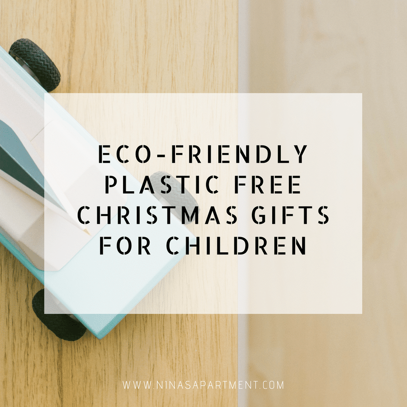Eco friendly Christmas gifts for children