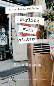 E Book Styling with Vintage