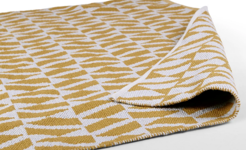 Washable outdoor rug