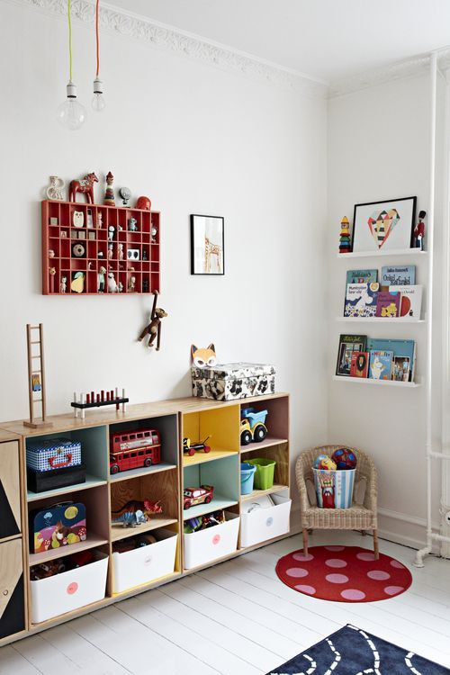 Storage solutions kids rooms