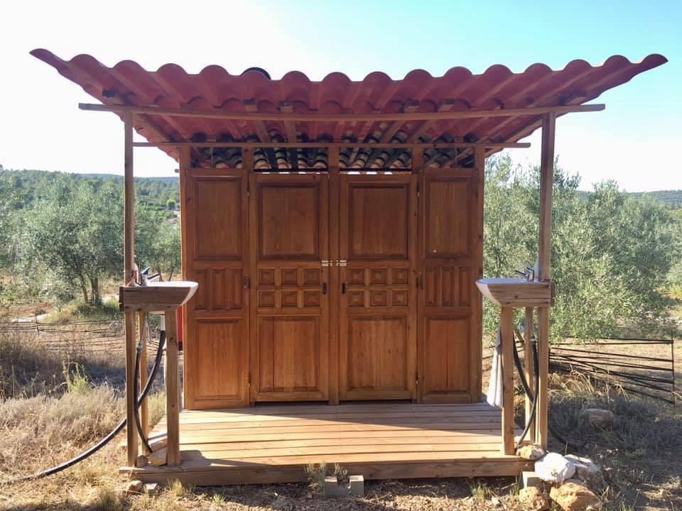 yurt community spain