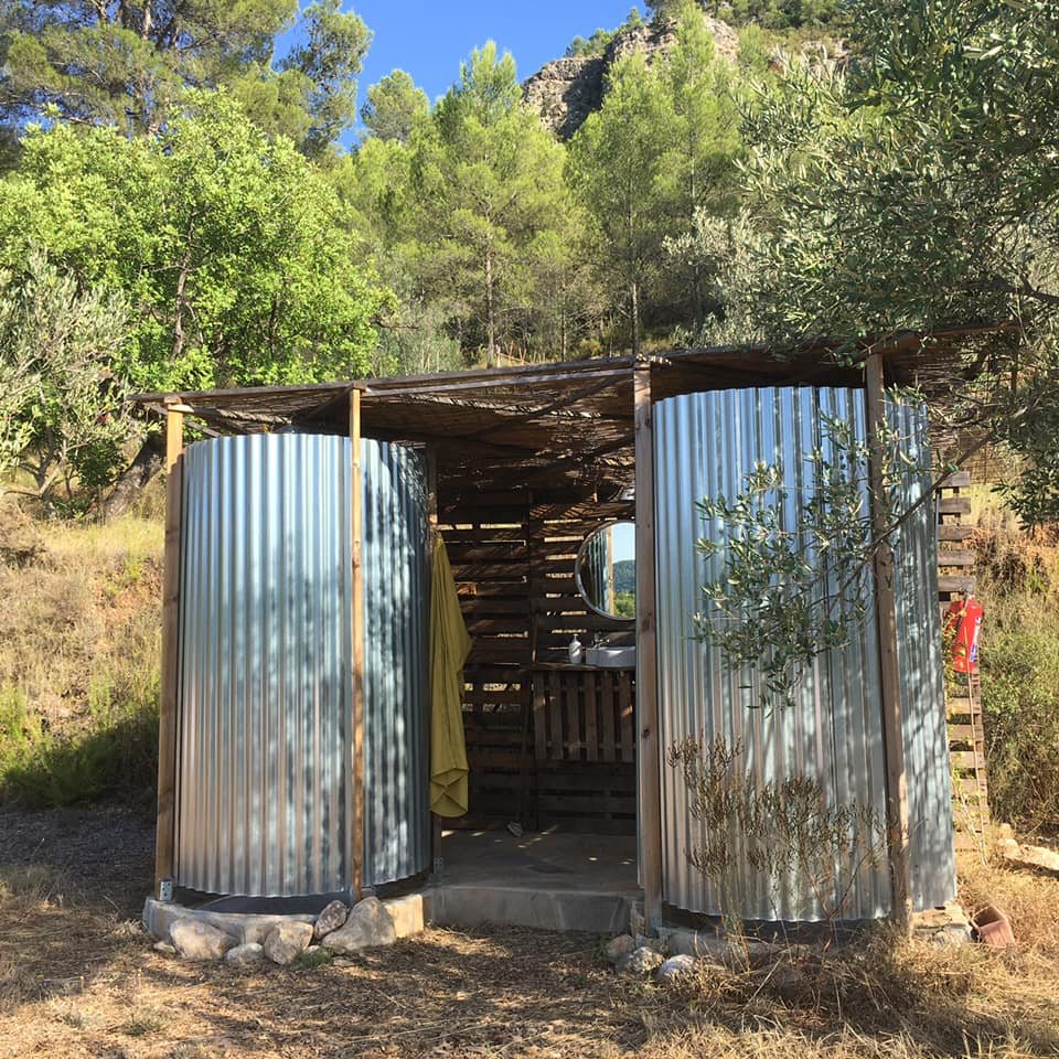 yurt community in Spain
