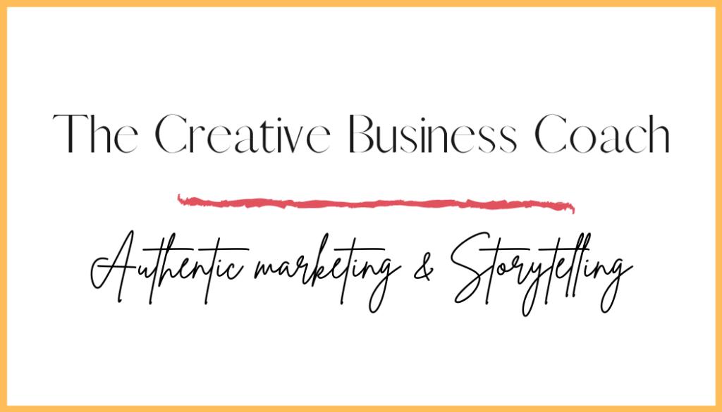 creative business coach uk